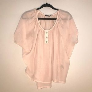Poetry Light Pink Blouse